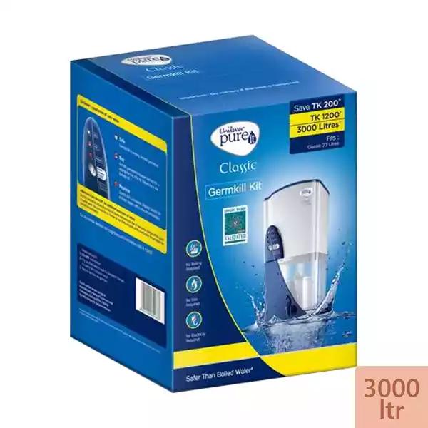 Pureit Classic Germ Kill Kit (3000 Ltr)