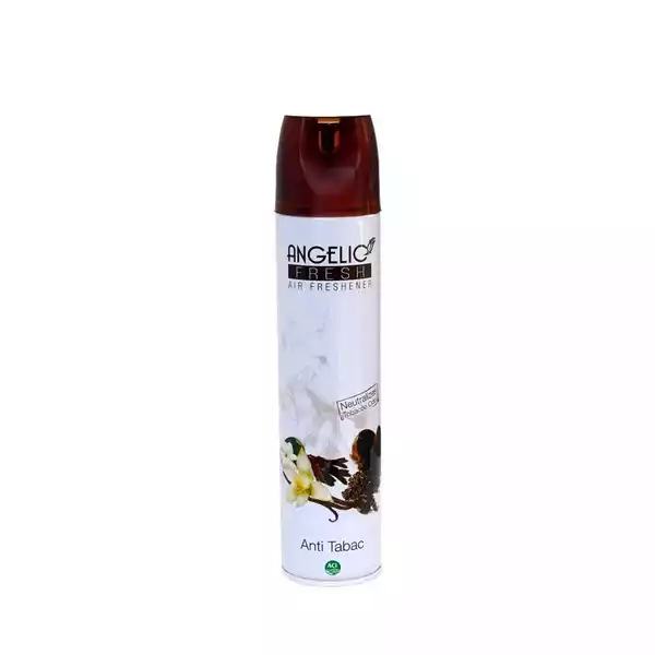 Angelic Fresh Air Freshener Anti Tabaco (300 ml)