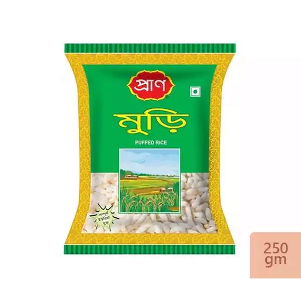 PRAN Puffed Rice (Muri)  (250 gm)
