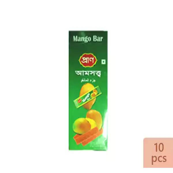 PRAN Mango Bar (10 pcs)