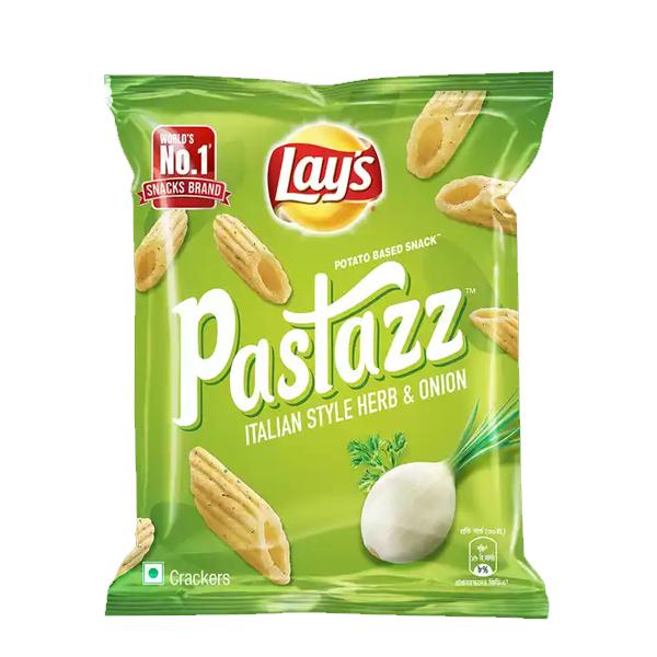 Lay's Italian Shape Pastazz Chips (18 gm)