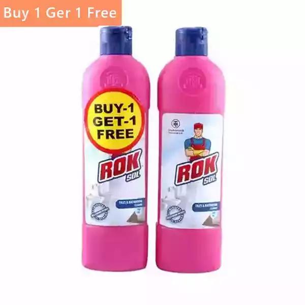 RokSol Tiles & Bathroom Cleaner (Buy 1 Get 1 Offer) (500 ml)