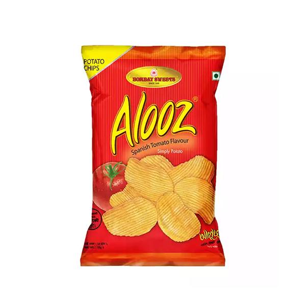 Bombay Sweets Alooz Spanish Tomato Flavor  (22 gm)