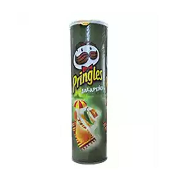 Pringles Jalapeno  (158 gm)