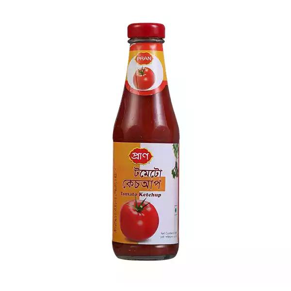 PRAN Tomato Ketchup  (340 gm)