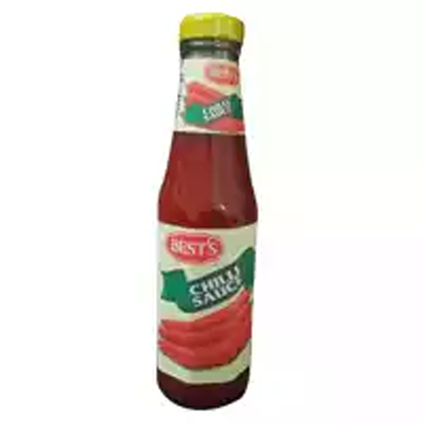 Best Chili Sauce  (340 gm)