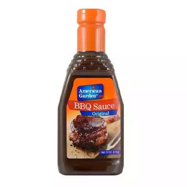 American Garden BBQ Sauce Original  (510 gm)