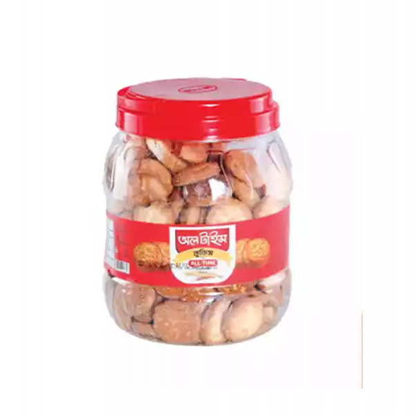 PRAN All Time Cookies Biscuit  (350 gm)