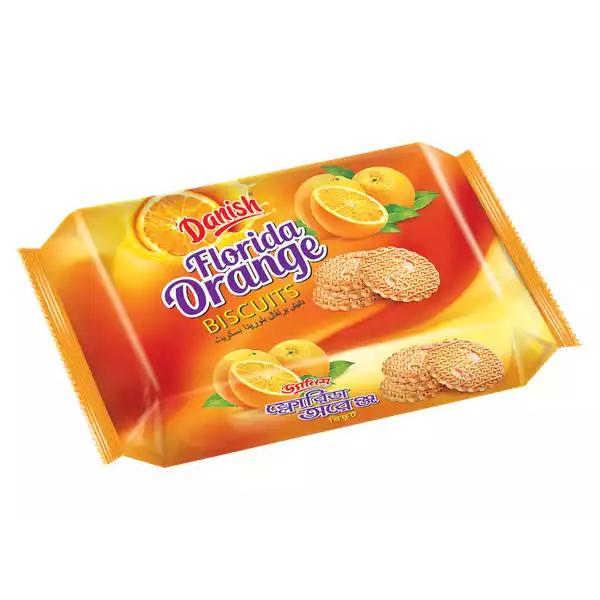 Danish Florida Orange Biscuit  (210 gm)