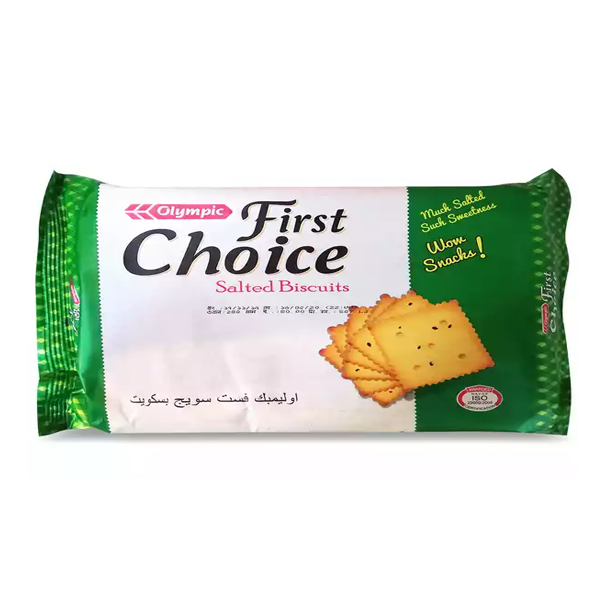 Olympic First Choice Biscuits  (240 gm)