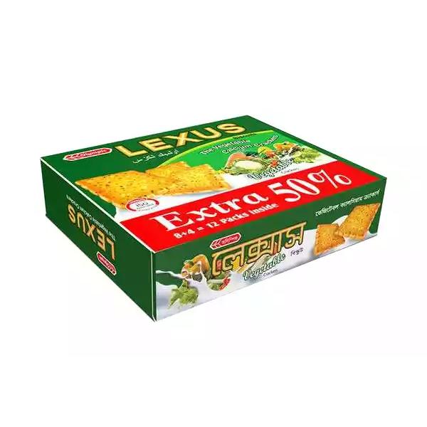 Olympic Lexus Vege Crackers   (240 gm)