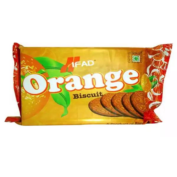 Ifad Orange Biscuit  (190 gm)