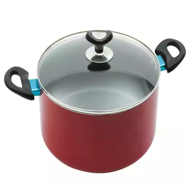 RFL Topper NonStick Cassrole & Lid Red (805016) 26 cm