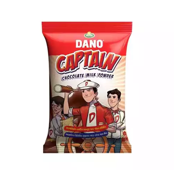 Dano Captain Chocolate Milk Powder (150 gm)