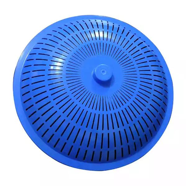 Npoly Food Cover Medium 25 cm (Blue)