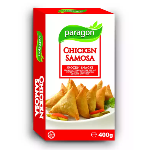 Paragon Chicken Samosa  (400 gm)