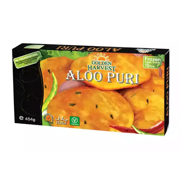 Golden Harvest Aloo Puri  (454 gm)