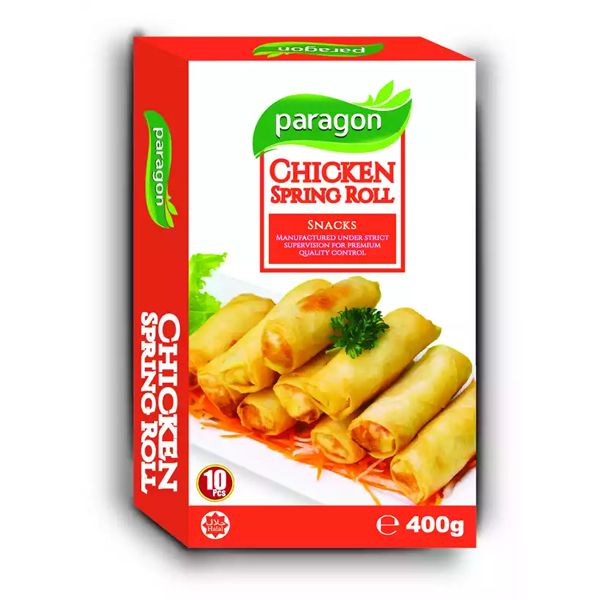 Paragon Chicken Spring Roll   (400 gm)