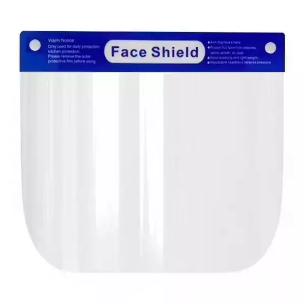 Face Shield each