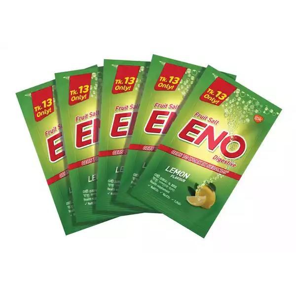 ENO Lemon Flavor (5 gm*5) 5 pcs