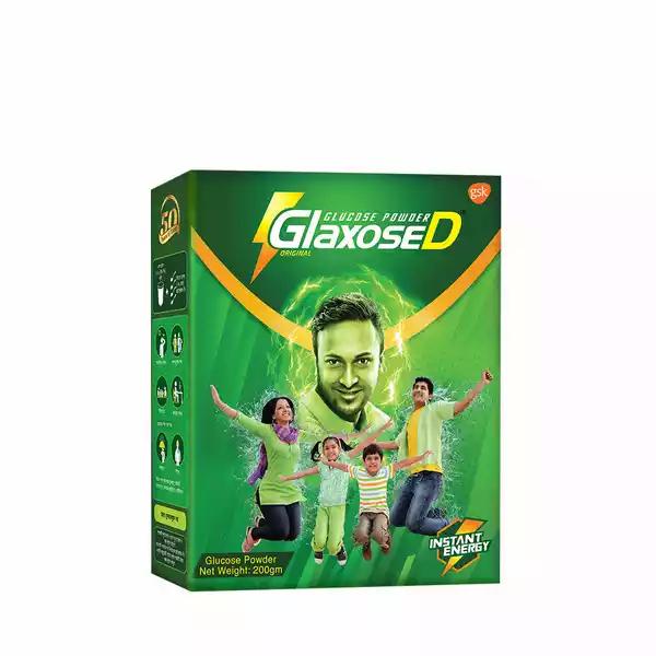 Glaxose D Pack 200 gm