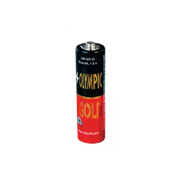 Olympic Gold AA Battery (2pcs)