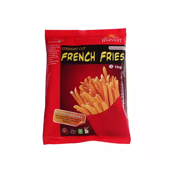 Golden Harvest French Fries  (500 gm)