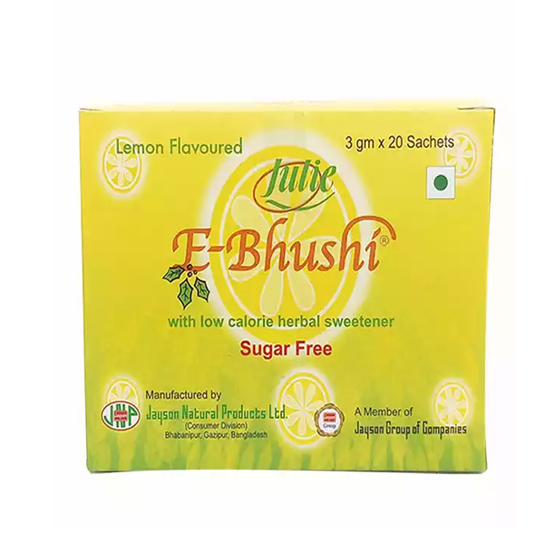 E-Bhushi (20*3 Sachet) 1 box( 60 gm)