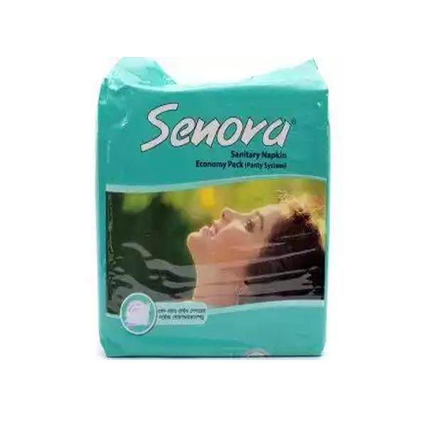C4 Senora Sanitary Napkin (Panty)  (15 pcs)
