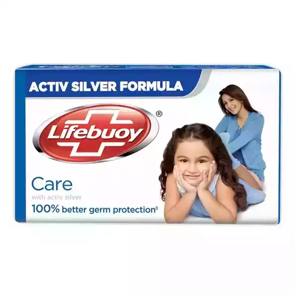 Lifebuoy Soap Bar Care (150 gm)