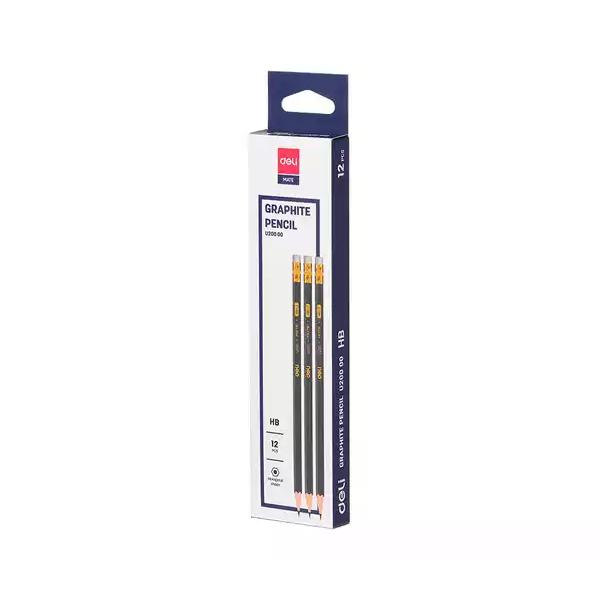 Deli HB pencil (U20000) (12pcs)