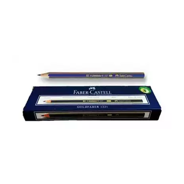 Faber Castell 2B pencil (12pcs)