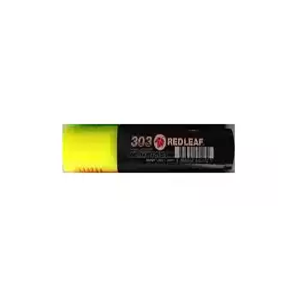 Red Leaf 303 Flourescent Highlighter Lemon (1pcs)
