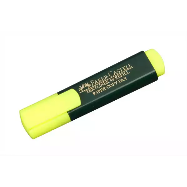 Faber Castell Highlighter Marker Lemon (1pcs)
