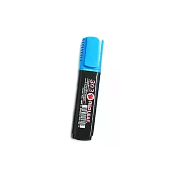 Red Leaf 303 Flourescent Highlighter Blue (1pcs)