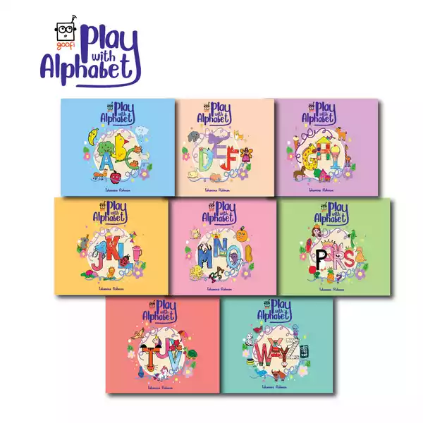 Goofi Play With Alphabet (1pcs)