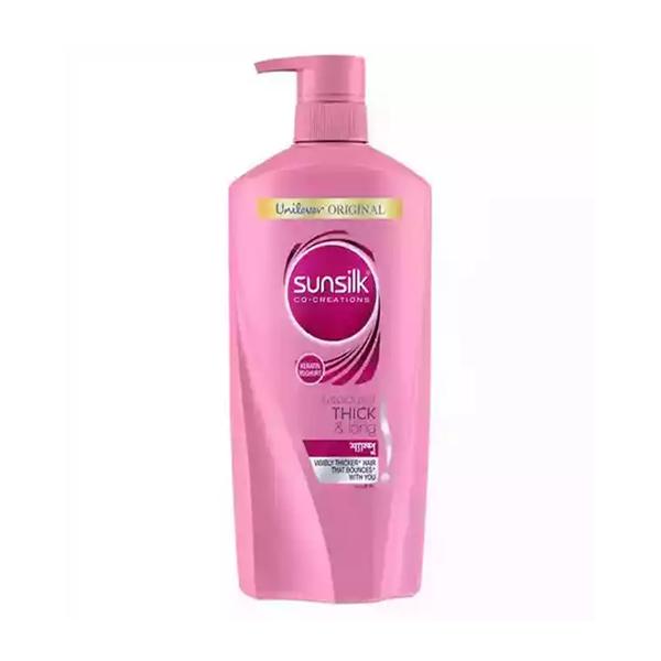 Sunsilk Shampoo Lusciously Thick & Long  (650 ml)