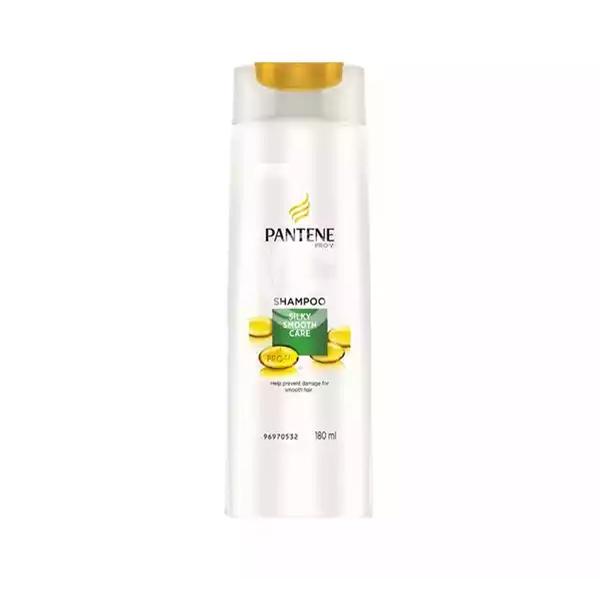 Pantene Silky Smooth Care Shampoo  (180 ml)