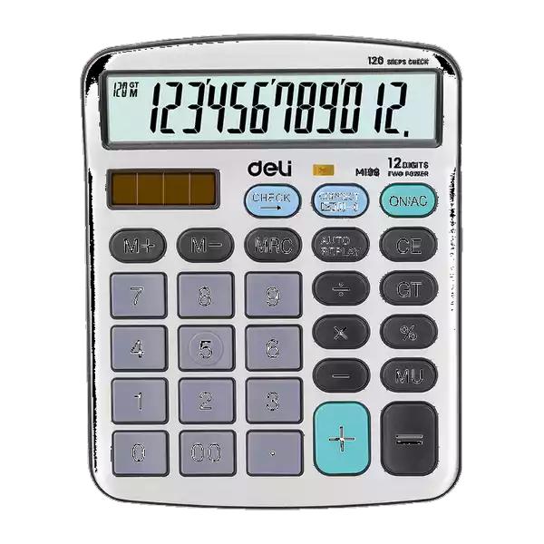 Deli Scientific Calculator 12 Digit (M198) (1pcs)