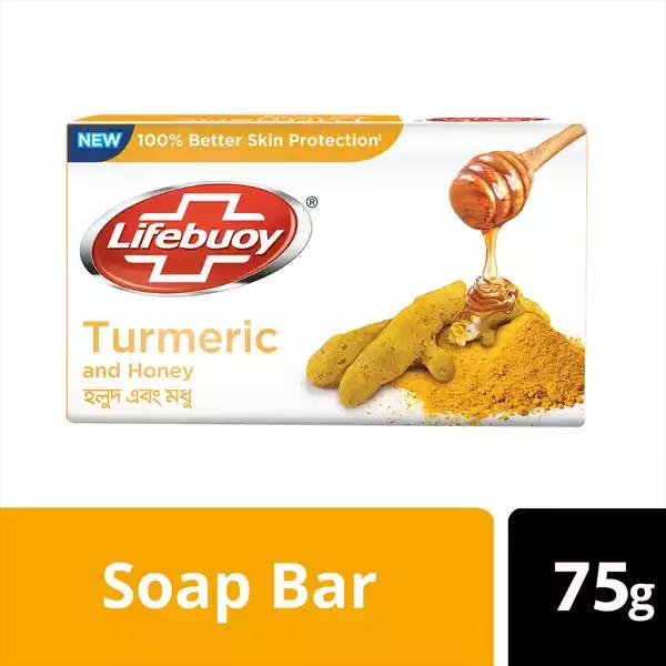 Lifebuoy Soap Bar Turmeric (75 gm)