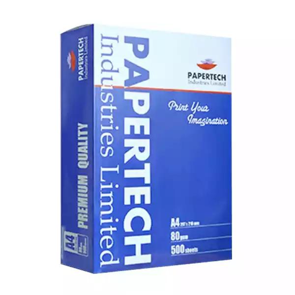 Paper Tech A4 Size (80 GSM) 1 Rim