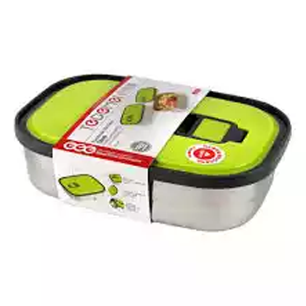 Stainless Steel Food Container (1pcs)