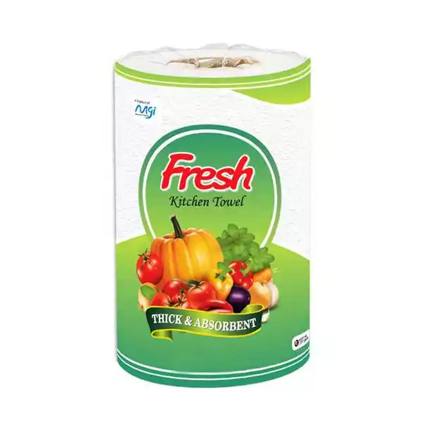 Fresh kitchen Towel Roll (1pcs)