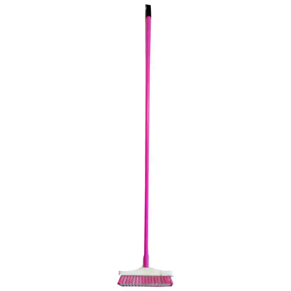 Cleaning Long Plastic Mop Brush (1pcs)