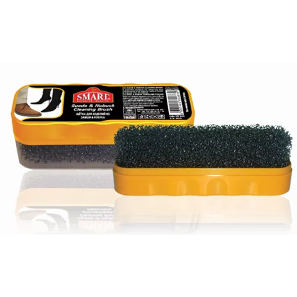 Smart Instant Shoe Shine Sponge (Black) (1pcs)