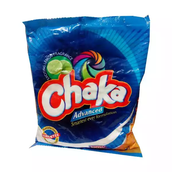 Chaka Advance Lemon Washing Powder (500 gm)