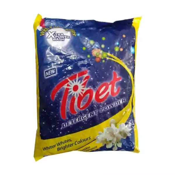 Tibet Jasmine Detergent Powder (500 gm)