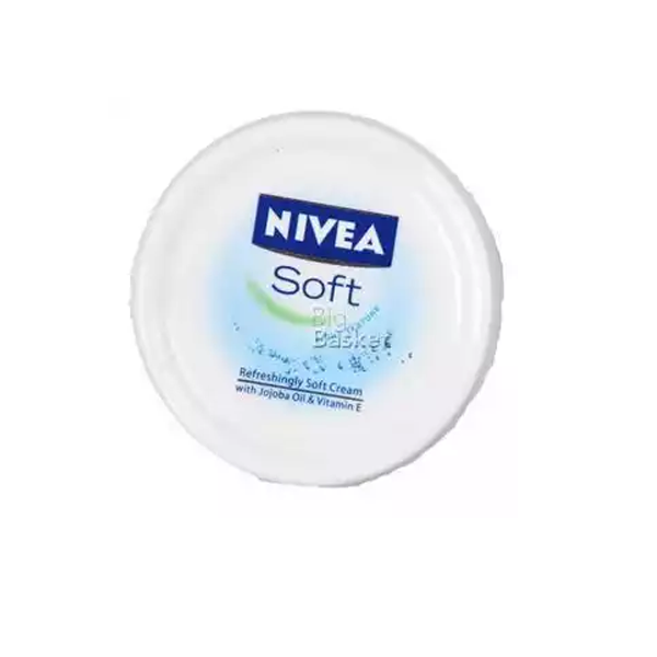 Nivea Soft Creme (100 ml)