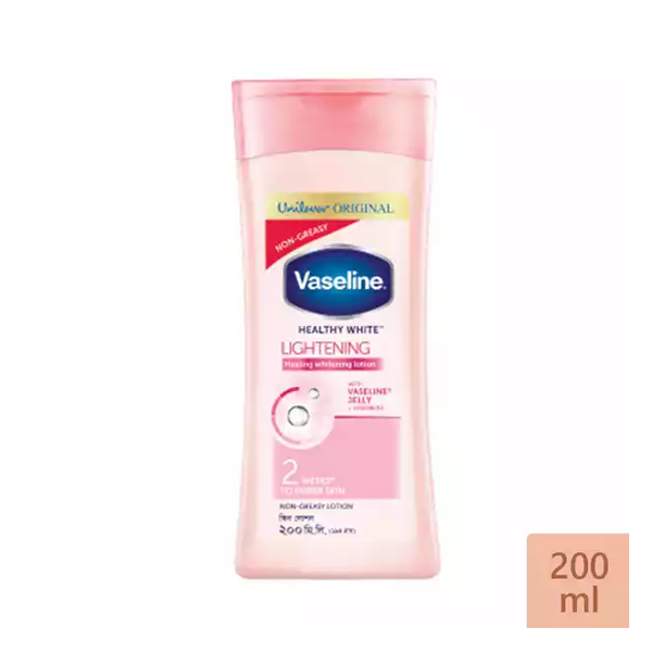 Vaseline Lotion Healthy White 200 ml