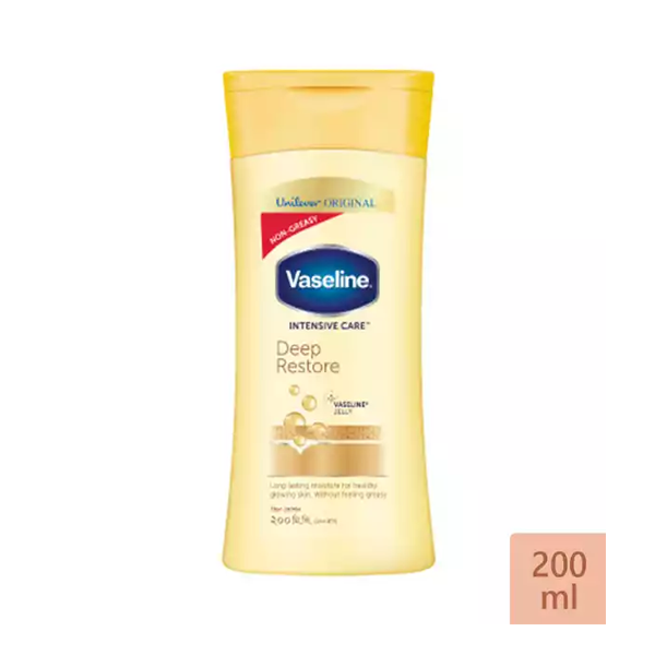 Vaseline Lotion Deep Restore (200 ml)